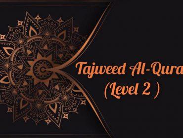 Tajweed-Al-Quran Level 2